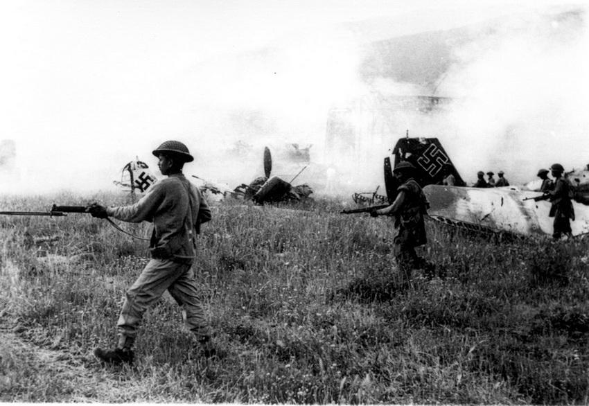 La ii guerra mondiale for Decorati 2 guerra mondiale